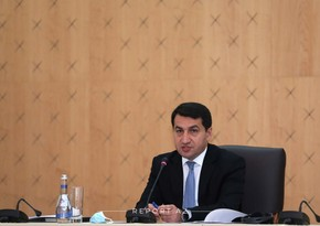 Hikmat Hajiyev: Armenian missile attack on Ganja is a war crime