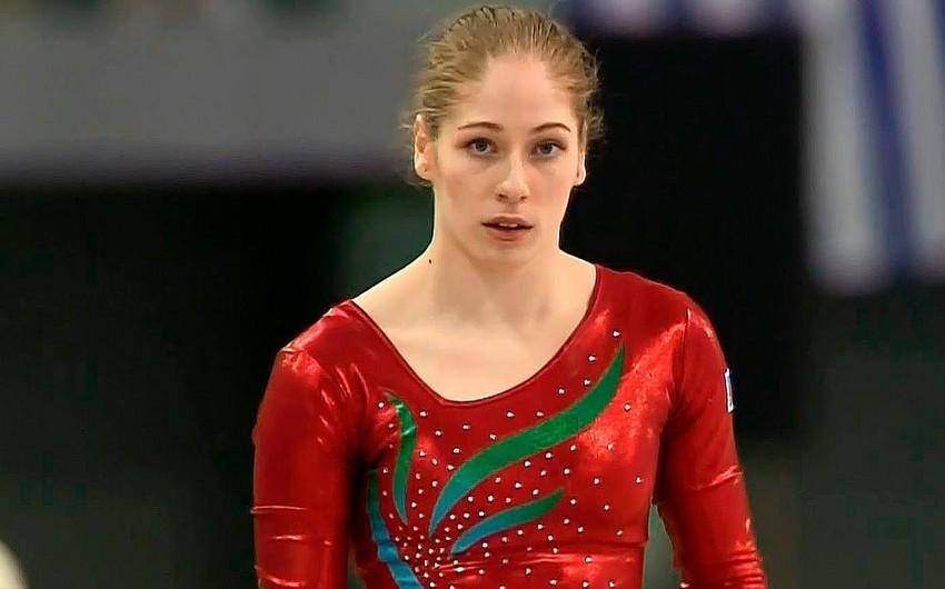 Azərbaycan gimnastı Universiadada qızıl medal qazanıb