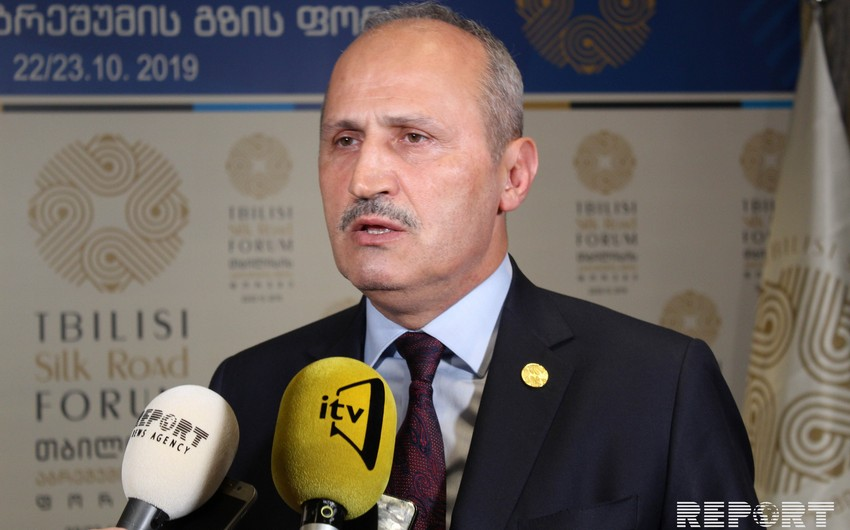 """Mehmet Cahit Turan: """"BTQ ildə 17 mln. ton yük daşımaq gücünə malik olacaq"""""""