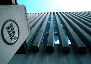 Dünya Bankı ilə kredit müqaviləsi imzalandı