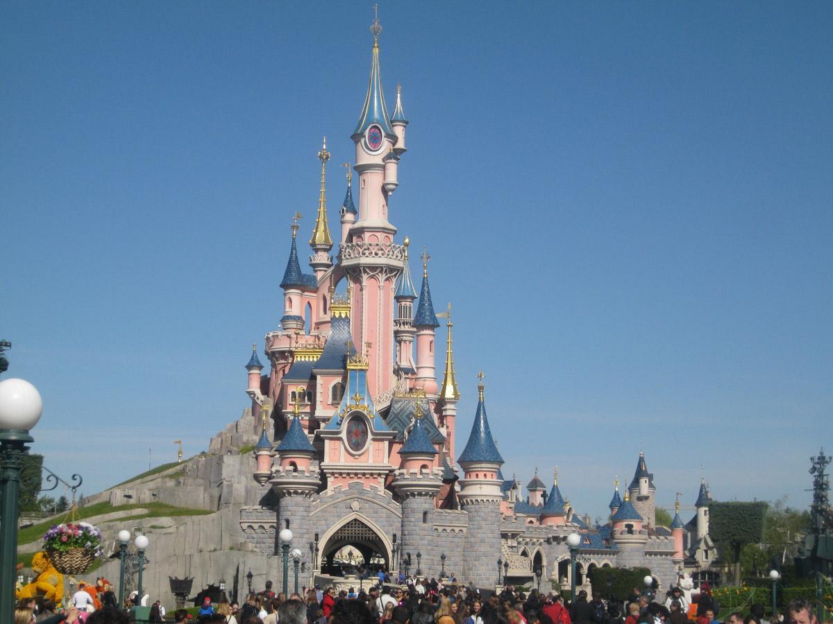 Disneyland Paris reopens after a four-month closure