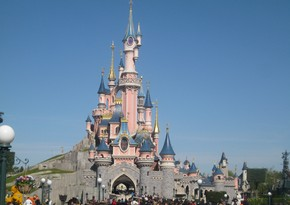 Disneyland Paris reopens after a four-month closure