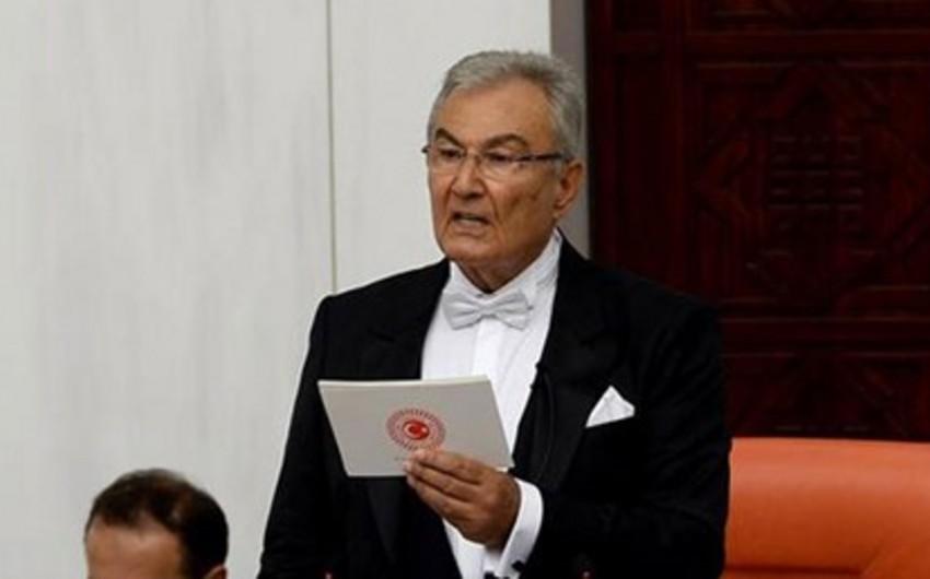 Dəniz Baykal Türkiyənin yeni seçilən millət vəkillərinə müraciət edib