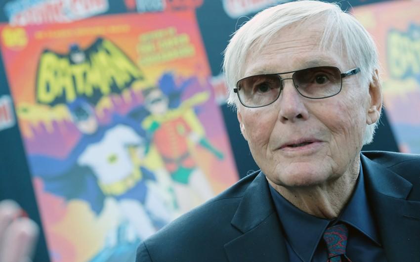 Betmen rolunu canlandıran aktyor vəfat edib
