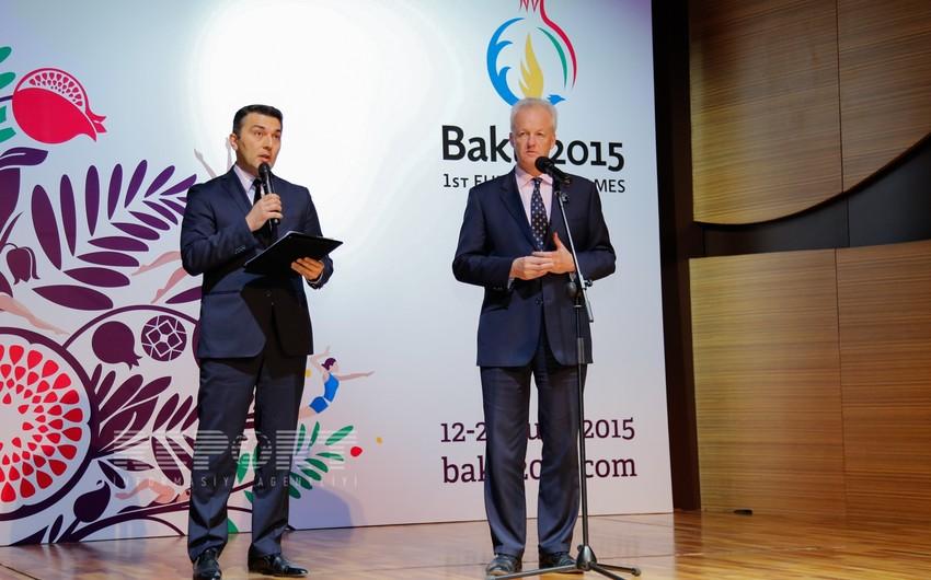 Bakı-2015in ulduz elçiləri təqdim edilib - SİYAHI