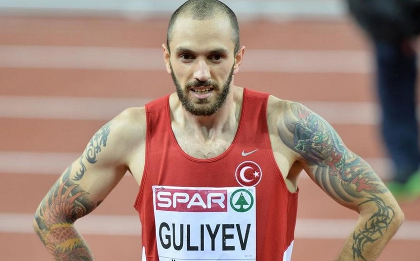 Ramil Quliyev 200 metr məsafəyə qaçışda Türkiyə rekordunu yeniləyib