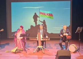 """Haaqada Şuşadan bəhs edən """"28"""" sənədli filmi təqdim olunub"""