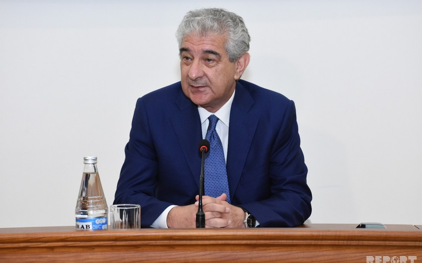 Ali Ahmadov: Possibility of the opposition's falling under influence of foreign intelligence services cannot be ruled out