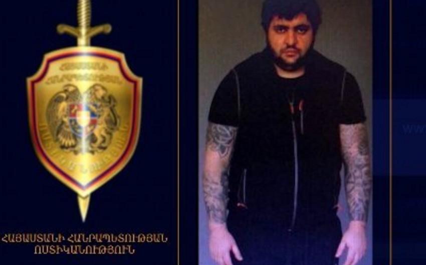 Ermənistanın sabiq prezidentinin qardaşı oğlu Praqada saxlanılıb