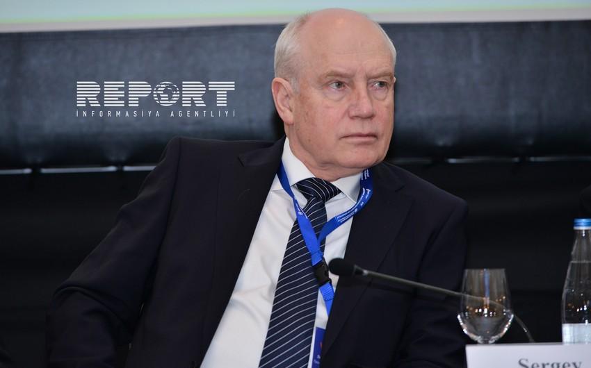 Lebedev: Rublun zəifləməsi MDB ölkələrinin iqtisadiyyatına təsir edir