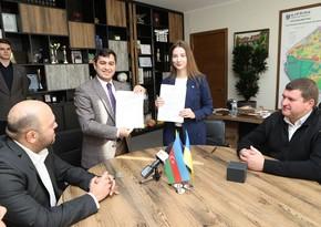 Делегация Общественного объединения Молодые реформаторы находится с визитом в Киеве
