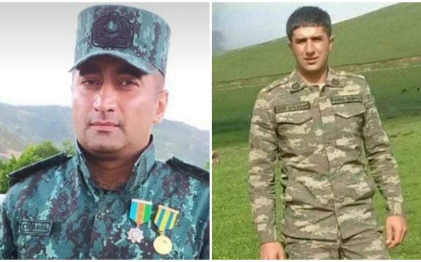 DSX hərbçilərinin yol qəzasında ölməsi ilə bağlı cinayət işi başlanılıb