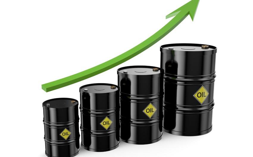 Azərbaycan nefti 5%-dən çox bahalaşıb