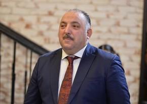 Началась реабилитация легких и организма Бахрама Багирзаде