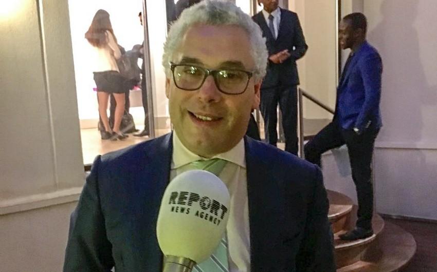 Fransalı ekspert: Əfv sərəncamları Azərbaycanda islahatların aparılmasının bariz nümunəsidir