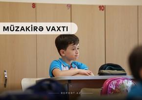 """""""Müzakirə vaxtı"""": Yeni tədris sistemi təhsildə geriləməyə səbəb ola bilərmi?"""