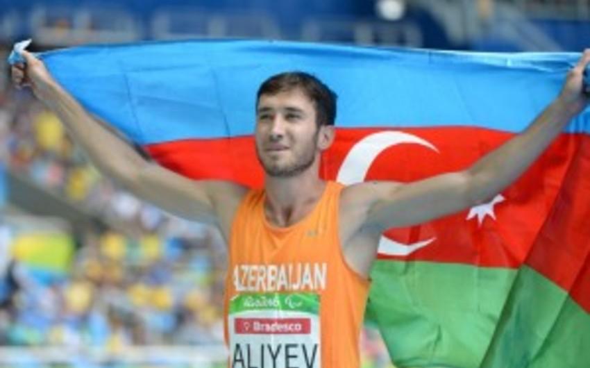 İslamiada: Azərbaycan paralimpiyaçıları eyni yarışda iki medal qazanıblar