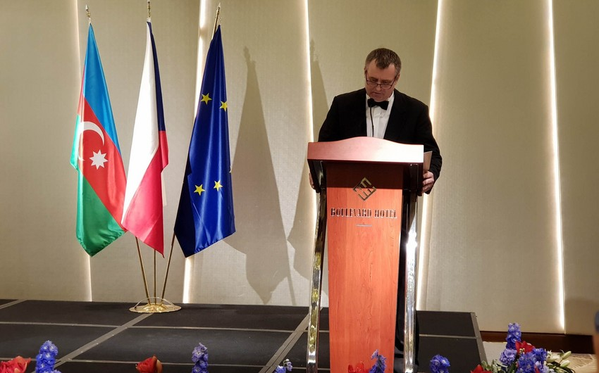 Ambassador: Czech Republic is a strategic partner of Azerbaijan - PHOTO