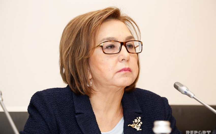 Глава ГЭЦ Азербайджана обратилась к госслужащим