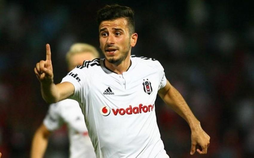 Beşiktaşın yarımmüdafiəçisi Romaya keçə bilər