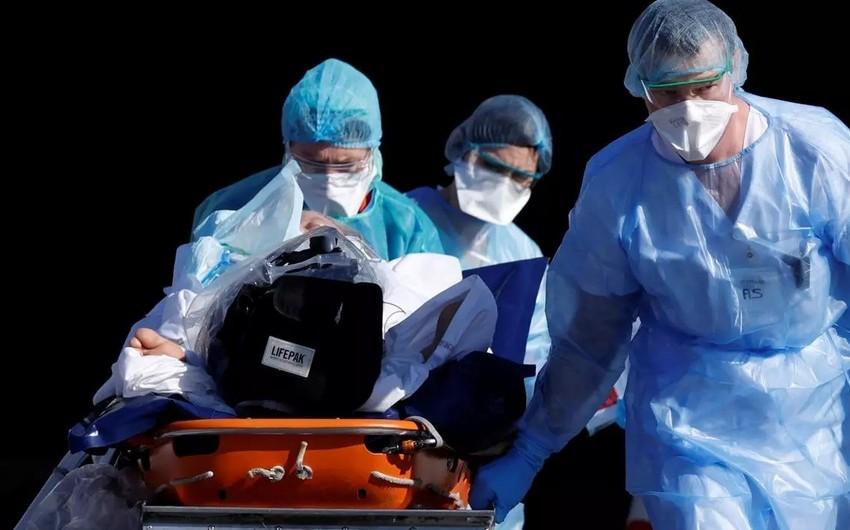 Almaniyada virusdan ölənlərin sayı 5 500-ə çatdı