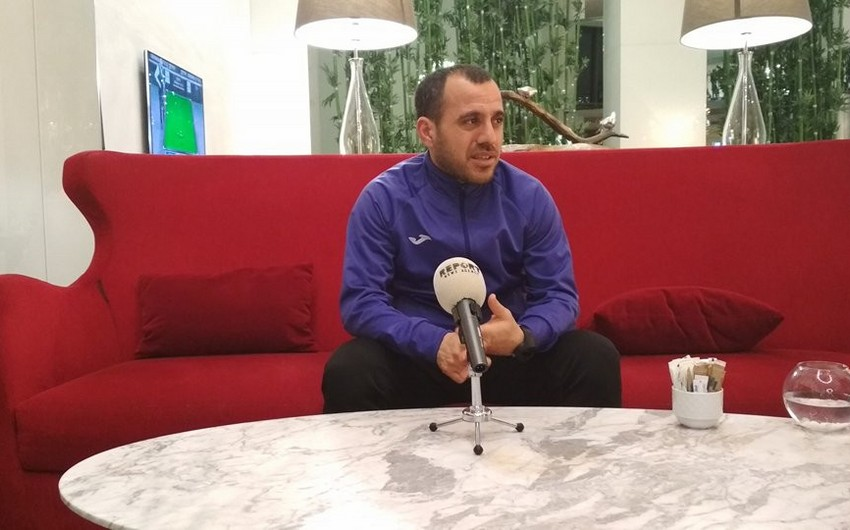Ayxan Abbasov: Neftçi cütün favoritidir, amma bizim də şansımız var - MÜSAHİBƏ