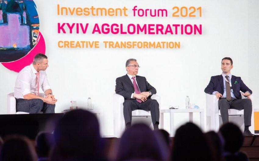 """Vitali Kliçko: """"Kiyevin inkişafında Bakının təcrübəsindən yararlanmaqda israrlıyıq"""""""