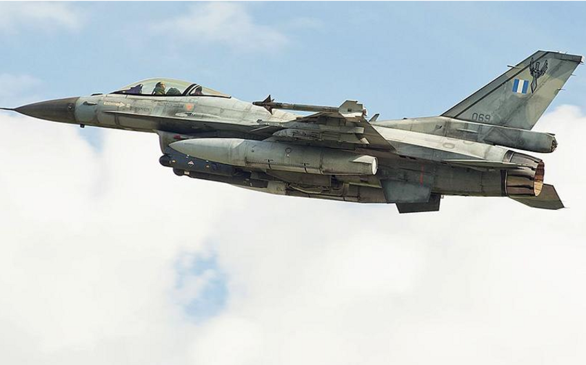 Türkiyə Hərbi Hava Qüvvələri 6 yunan qırıcısını ələ keçirdi
