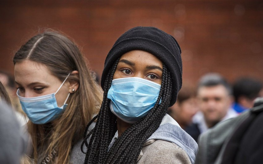 Мировая статистика по заболеваемости и смертности от коронавируса