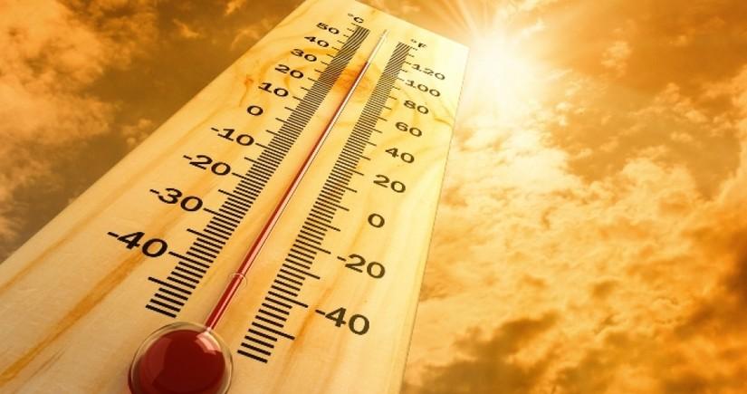 Azerbaijan weather forecast for June 25
