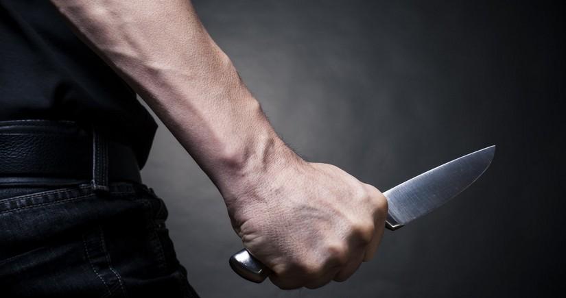 Bakıda I qrup əlil bıçaqlandı