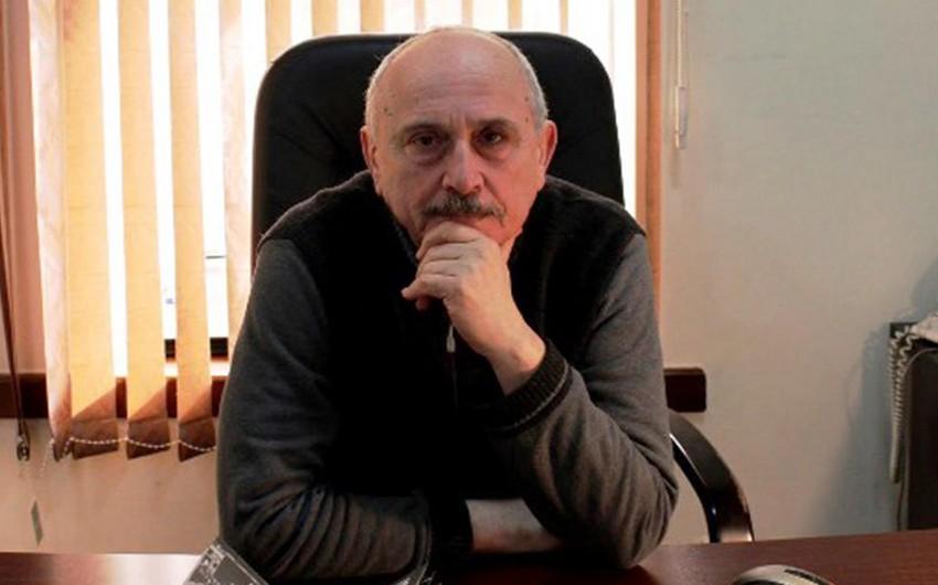 """Aleksandr Şarovski """"Şərəf"""" ordeni ilə təltif edilib"""