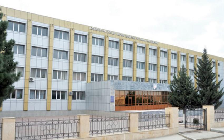Azərbaycan Dövlət Bədən Tərbiyəsi və İdman Akademiyasına yeni rektor təyin edilib
