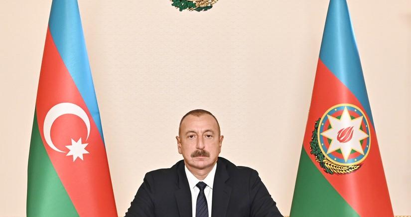 Azərbaycan Prezidenti: Türkiyə bu gün beynəlxalq arenada olduqca əhəmiyyətli yerə malikdir
