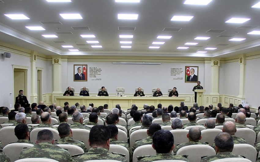 Ministry of Defense holds extended session of Board on results of year and upcoming tasks in 2019