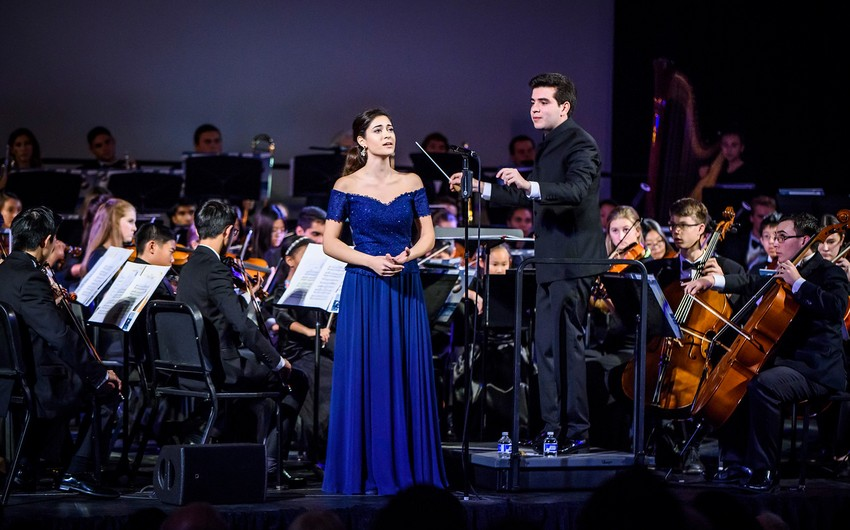 Kaliforniyada Fikrət Əmirov və Niyazinin əsərlərindən ibarət geniş konsert keçirilib