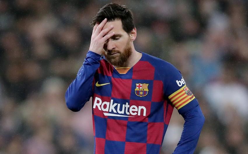 Lionel Messi Barselonadakı gələcəyi ilə bağlı qərarını açıqladı