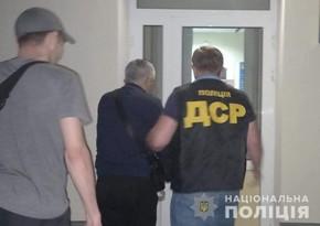 Kiyevdə Ukraynaya qanunsuz gələn erməni kriminal avtoritet saxlanılıb