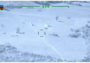 Кадры уничтожения зенитно-ракетного комплекса С-300 противника