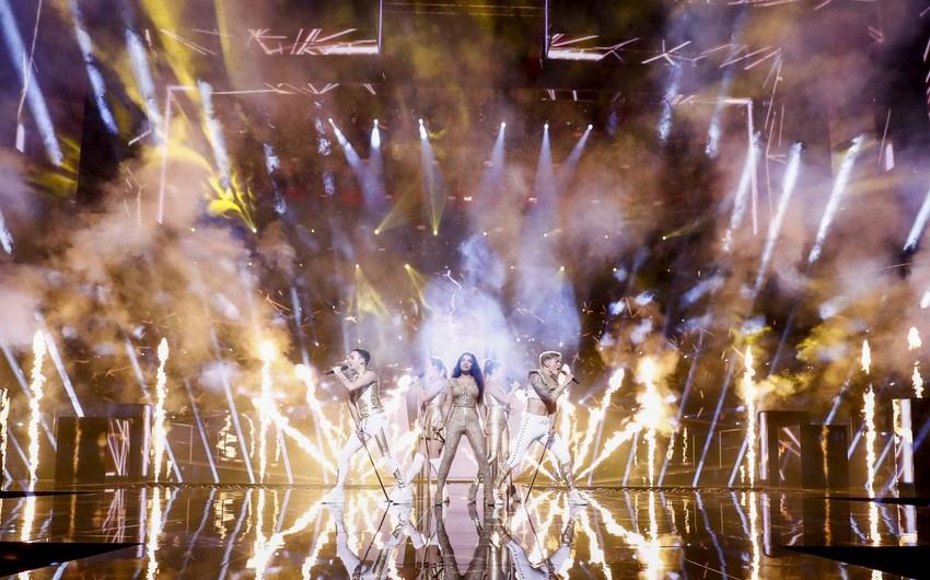 Səmra Rəhimli bu gün Eurovision-2016nın ilk yarımfinalında çıxış edəcək