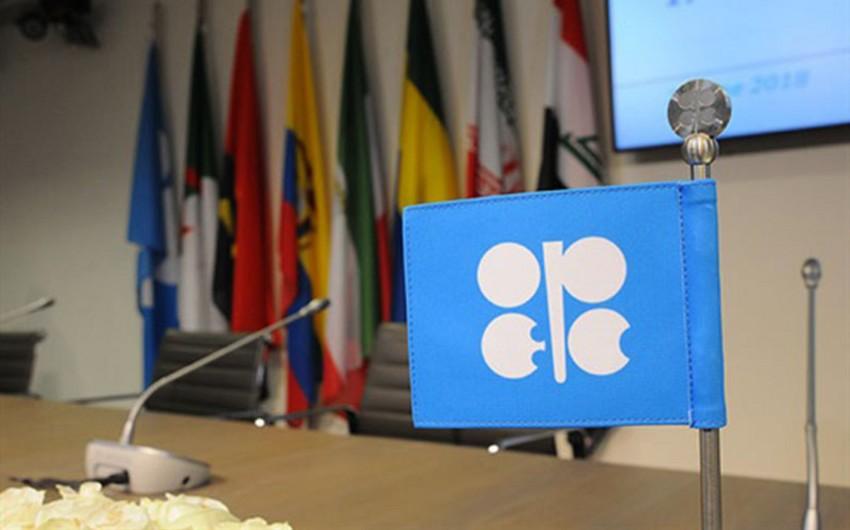 OPEC+ monitorinq komitəsinin iclasının vaxtı dəyişdirildi