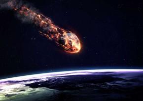 Yer kürəsinə təhlükəli asteroid yaxınlaşır