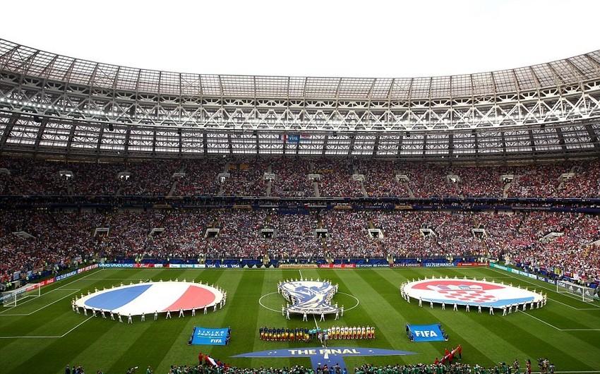 FIFA tribunalardan meydanın görünməsinə görə ən yaxşı stadionu müəyyənləşdirib
