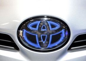 Toyota's global sales reach record level