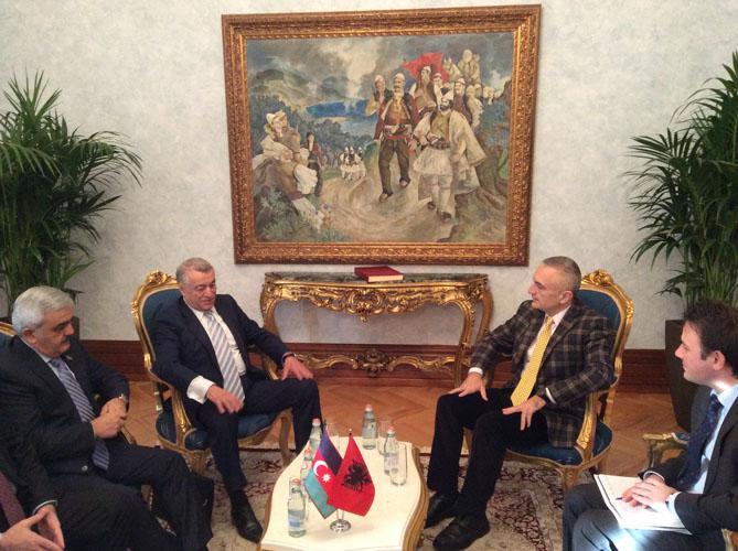 Azərbaycan Albaniyanın qazlaşdırılması Baş Planının inkişafında iştirak edəcək