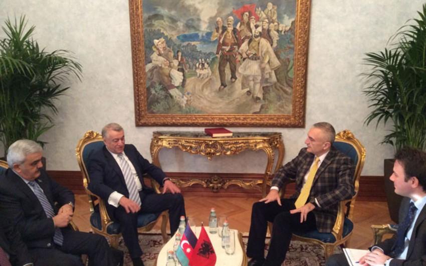 Азербайджан примет участие в Генеральном плане по газификации Албании