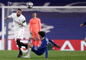 Real Madridin kapitanı növbəti dəfə zədələndi