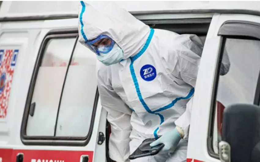 Moskvada koronavirusdan ölənlərin sayı 4 821 nəfərə çatdı