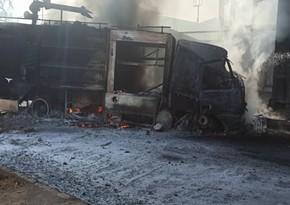 В Иране на химзаводе произошел пожар