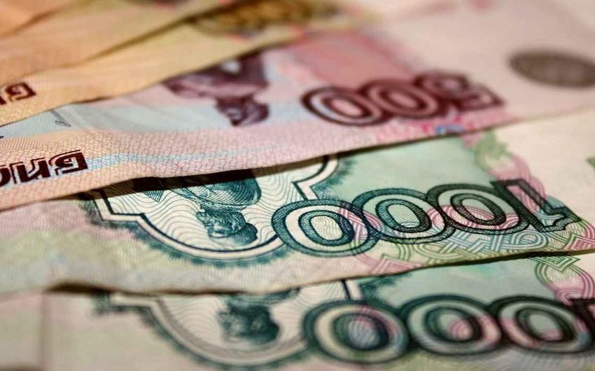 Azərbaycanda əhalinin banklara nağd rubl təklifi azalıb